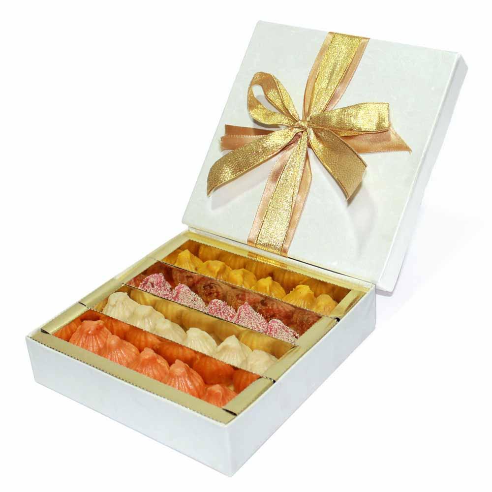 Rakhi e-Gift Voucher-Assorted Modak