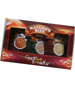 Festive Treat - Pack of 3