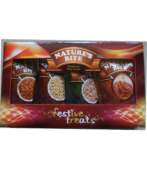 Festive Treat - Pack of 4