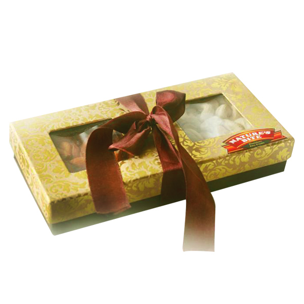 Brown Dryfruit Box
