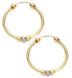 Diamond Earrings-Trendy Balis
