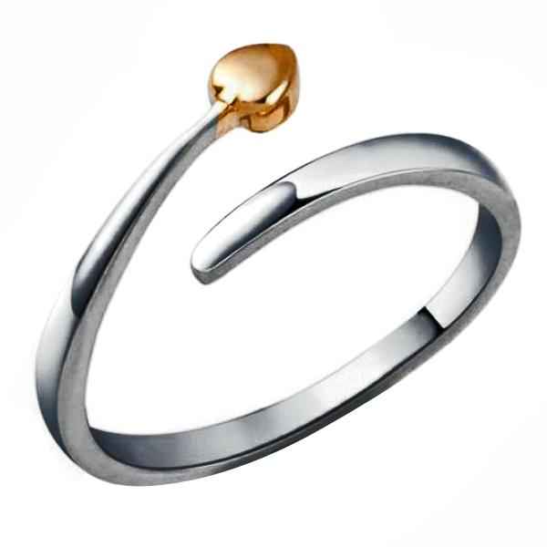 Facetzinspire Gold Ring