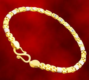 Yug Gold Bracelet