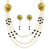 Jpearls Classic Creation Bridal Necklace Set