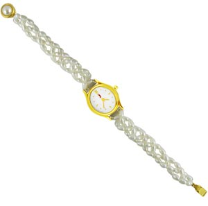 Jpearls Rice Pearl Watch