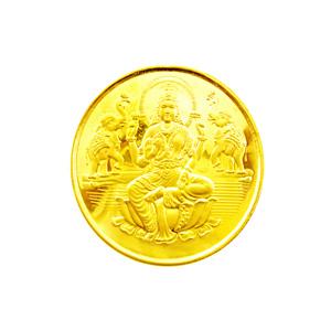 Jpearls Lakshmi Gold Coin
