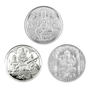 Jpearls Tri Silver Coin Hamper