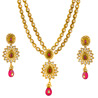Jpearls Kundan Necklace Set