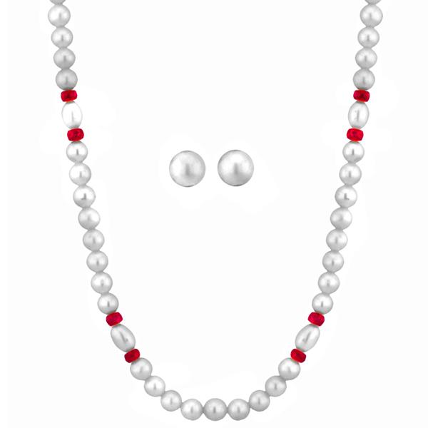 Jpearls Soma Necklace Set