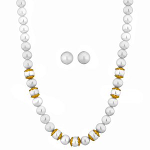 Pearl Sets-Jpearls Pearl Necklace Set