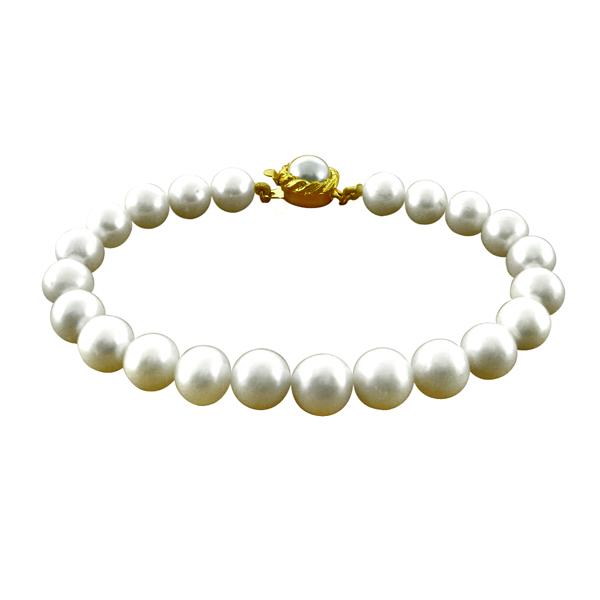 Pearl Bracelets-Jpearls Love Charms Bracelet
