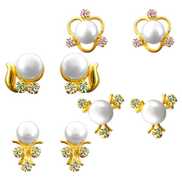Jpearls Pearl Earings Hamper
