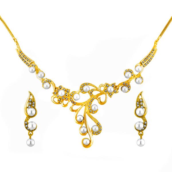 Jpearls Gloria Pearl Necklace Set