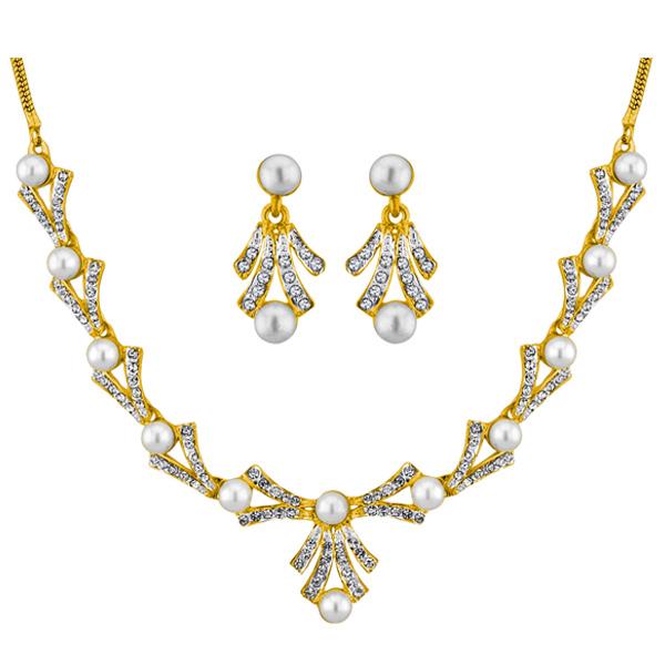 Jpearls Loretta Pearl Necklace Set