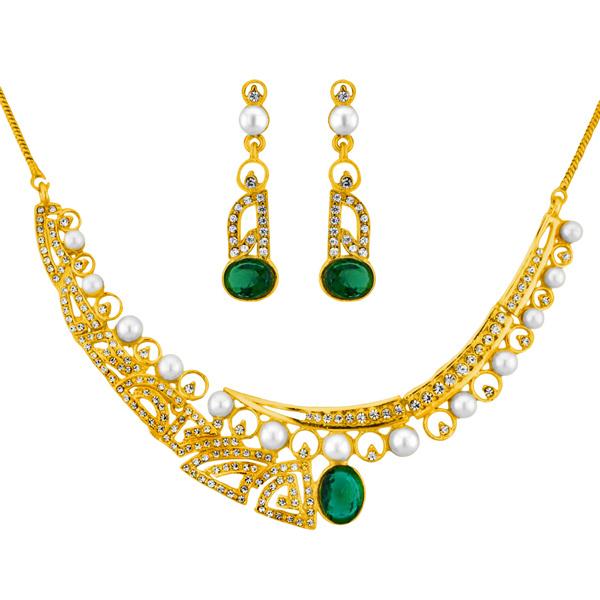 Jpearls Maya Pearl Fashion Necklace Set