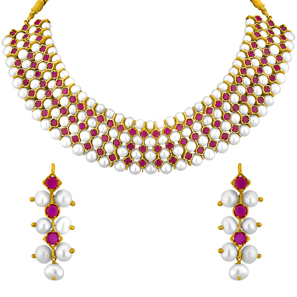 Jpearls Marvelous Necklace Set