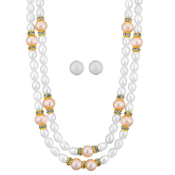 Jpearls 2 Line Splendid Pearl Set