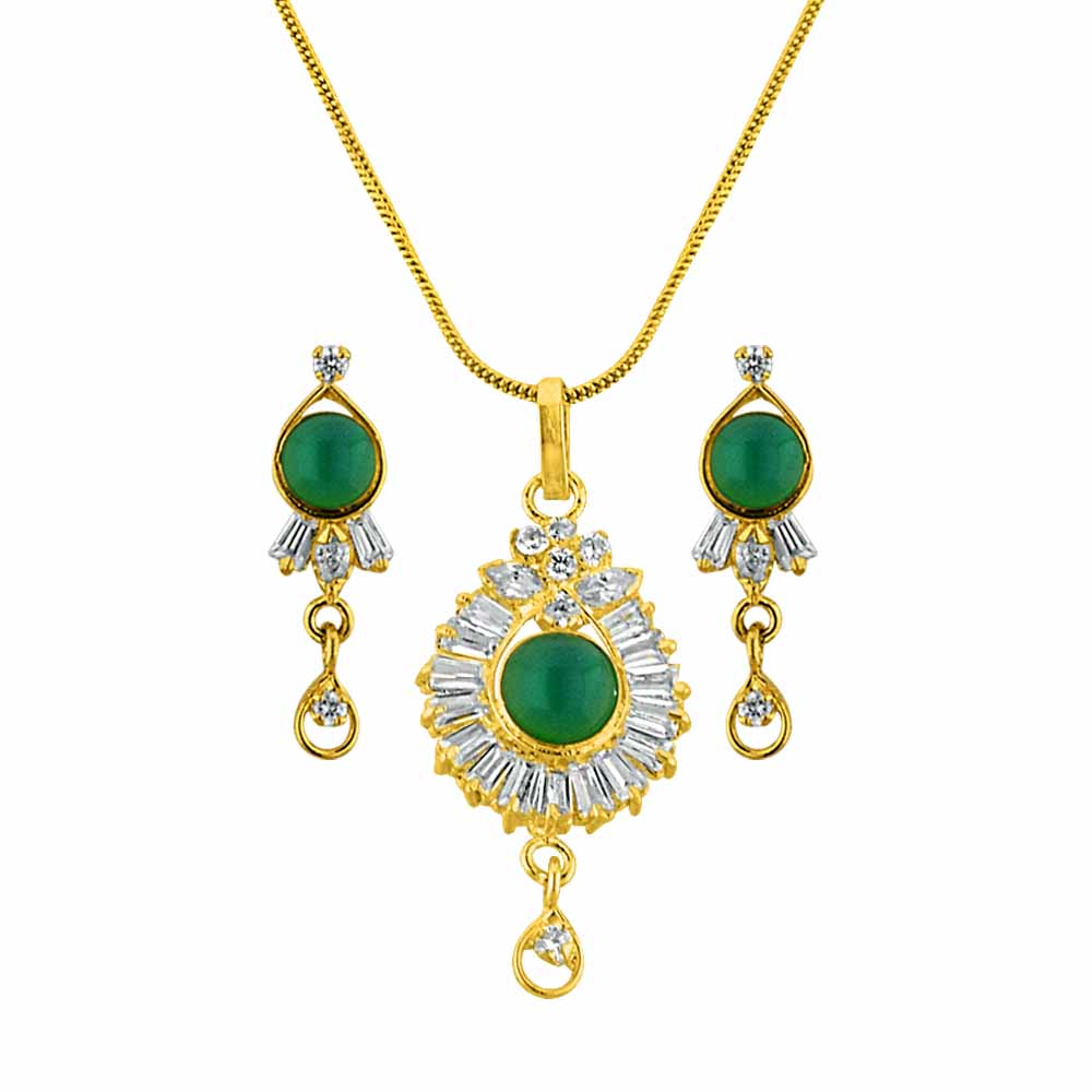 Jagdamba Pearls immense Necklace Set
