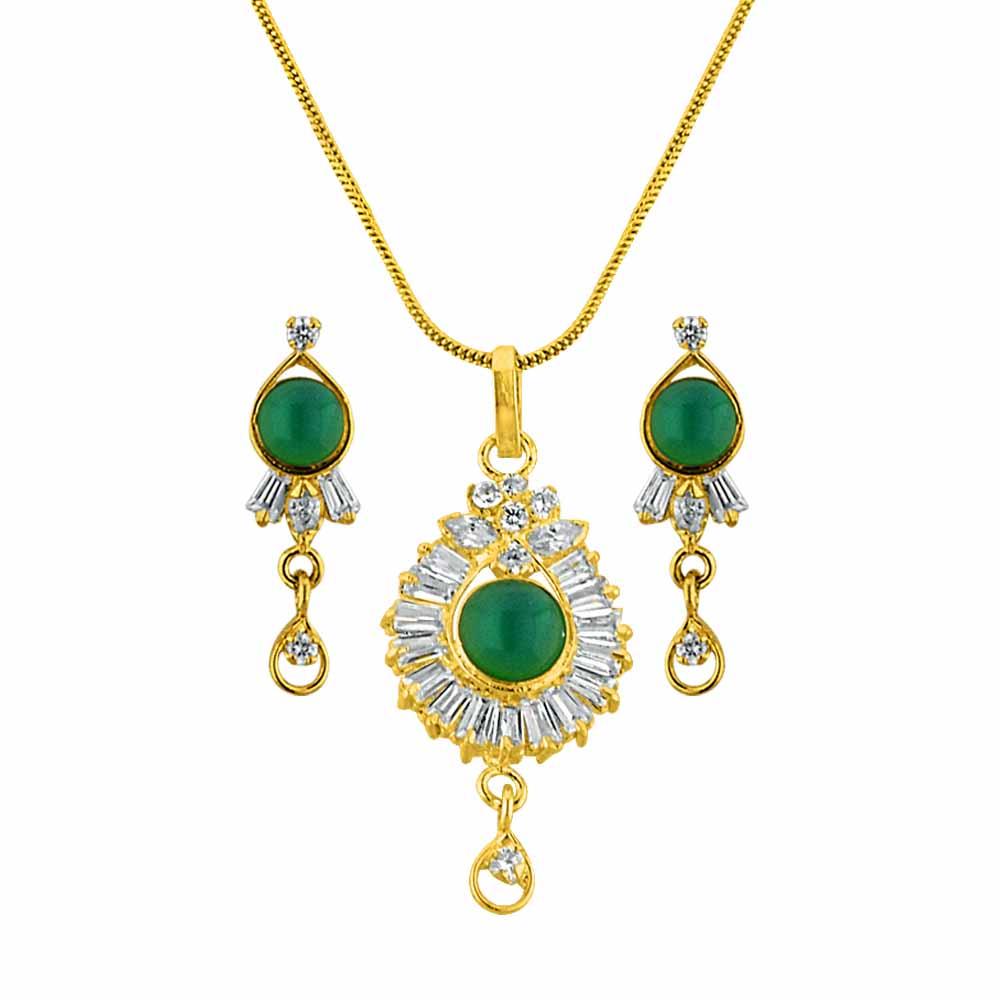 Jagdamba Pearls immense Necklace Set