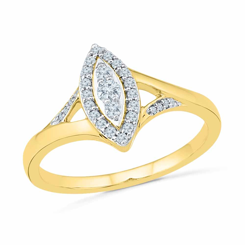 Eminence Diamond Finger Ring
