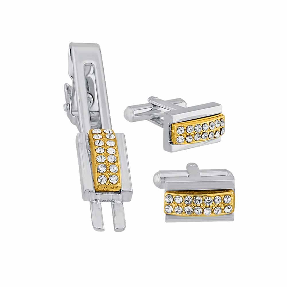 Designer Cufflink & Tie pin set