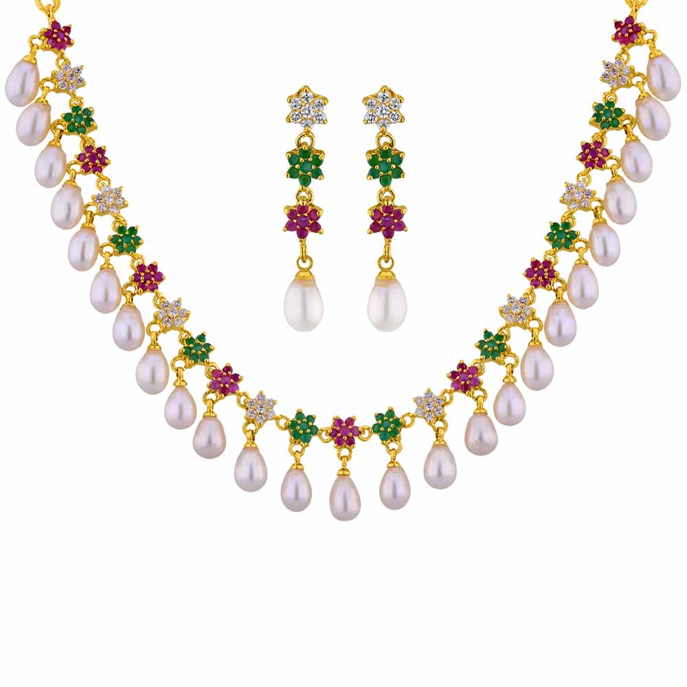 Amithi Necklace Set