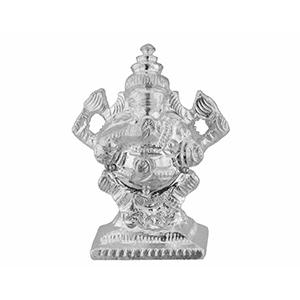 Sri Jagdamba Pearls Ganesh Idol