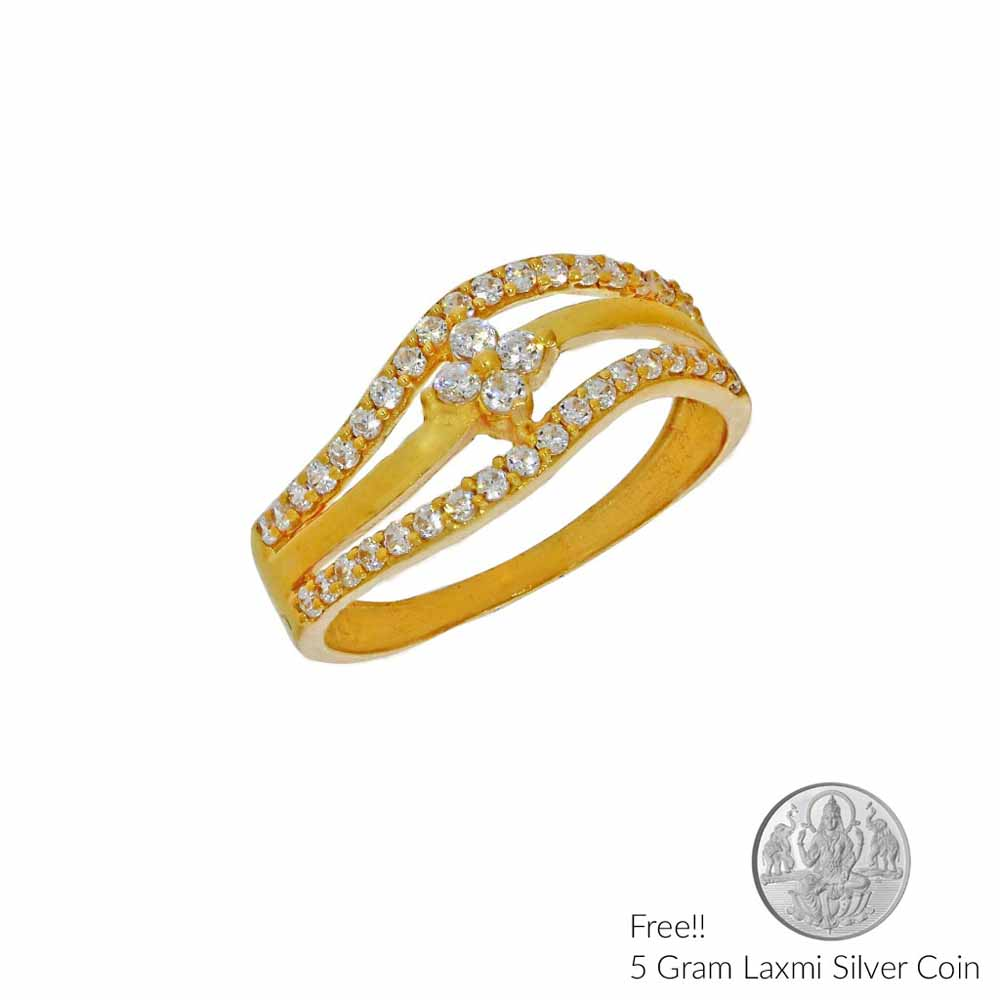 Eminence Gold Finger Ring