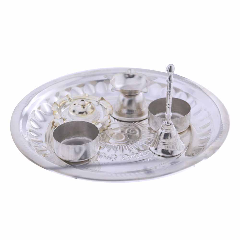 Special Instant Puja Thali