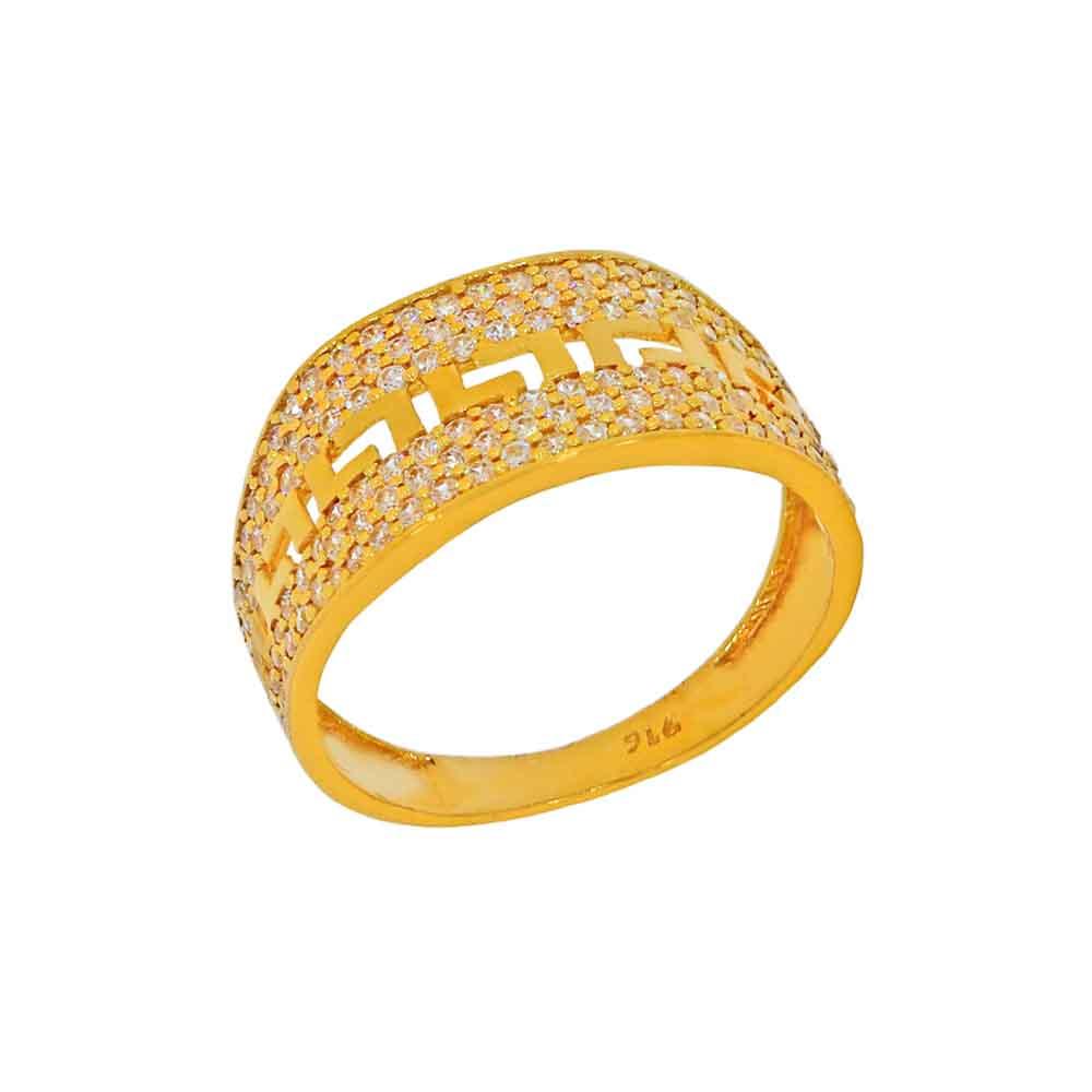22kt Gold Men's Finger Ring