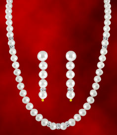 Jpearls Exclusive Pearl Necklace