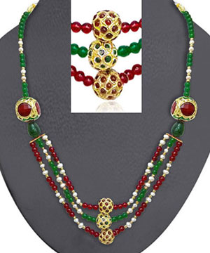 Traditional Rajasthani Necklace