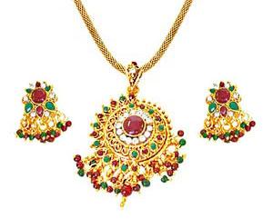 Traditional Rajasthani Set