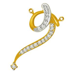 Diamond Necklace Pendant
