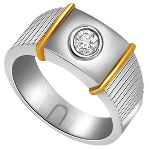 Diamond Ring for Men