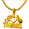 Tennis Diamond Pendant