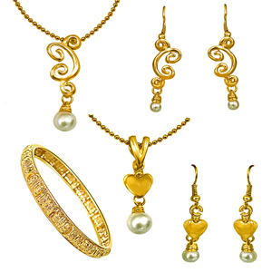 Pearl Sets-Special Hamper - Set of 3
