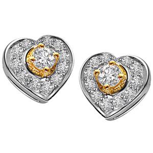 Diamond Earrings-Diamond Earrings