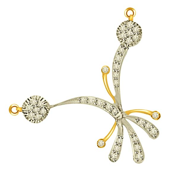Diamond Pendants-Designer Diamond Pendant