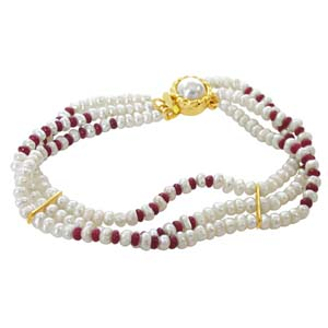 Bracelet-Ruby Bracelet