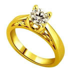 Diamond-Designer Diamond Ring