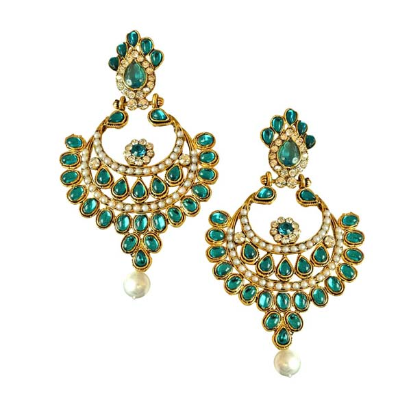 Ethnic Chand Bali Earrings