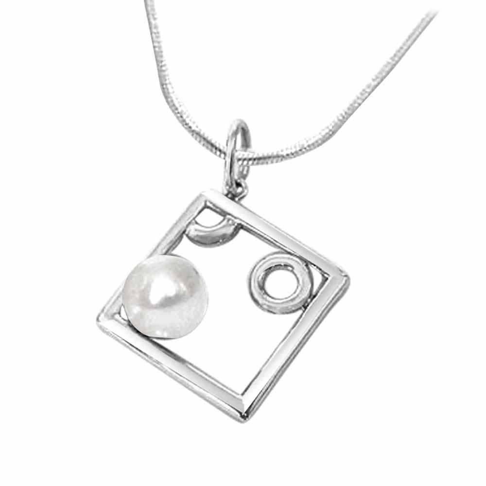 Pearl Pendants-Pearl Delight