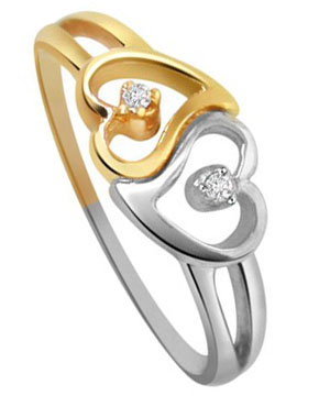 Dual Plated Ring
