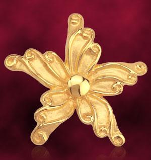 22K Gold Pendant