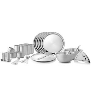 Artec 51 pieces Dinner Set