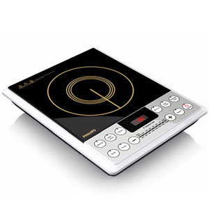 Gas Tops & Cook Tops-Philips Induction Cook Top - HD4929