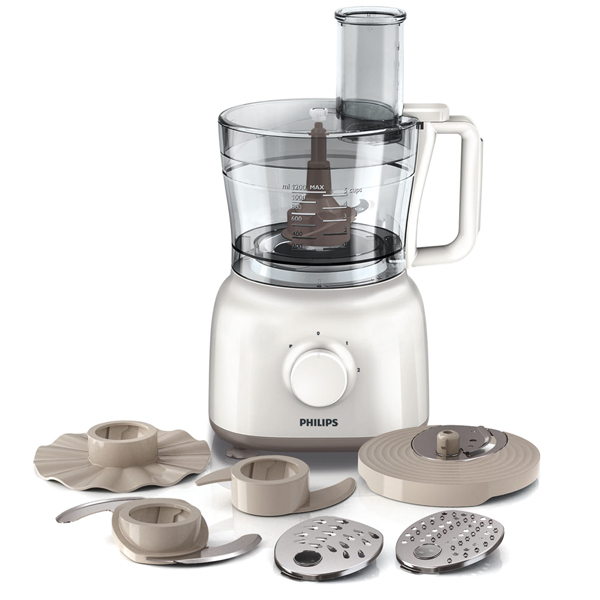 Philips Mini Food Processor - HR7627