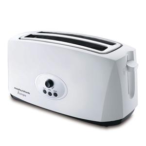 Pop-up Toaster-Morphy Richards 4 Slice Pop-up Toaster - Europa