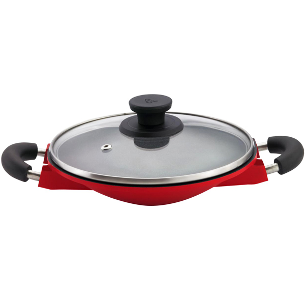 Pigeon Non-stick Appachetty with Lid- 200mm